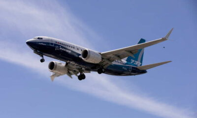 Boeing raises jet demand forecast on pandemic recovery 1