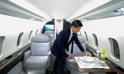 Bombardier launches upscale Challenger 3500 in battle for mid-sized private jets 3