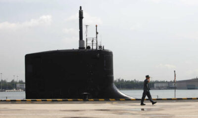 China, France denounce U.S. nuclear sub pact with Britain, Australia 35