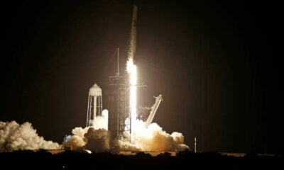 First all-civilian crew launched to orbit aboard SpaceX rocket ship 33