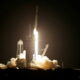 First all-civilian crew launched to orbit aboard SpaceX rocket ship 34