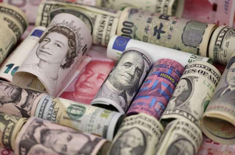 Dollar index jumps after U.S. retail sales show surprise rebound 1