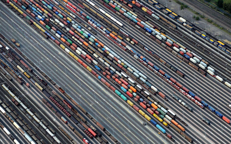 Euro zone trade surplus slips in July as imports rise sharply 1