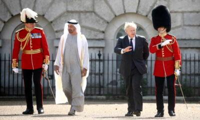 UAE to invest $14 billion in UK industries, sovereign wealth fund says 3