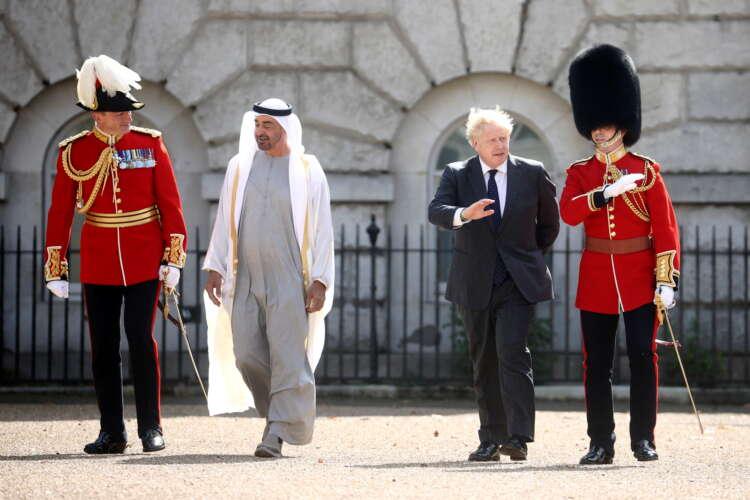UAE to invest $14 billion in UK industries, sovereign wealth fund says 1