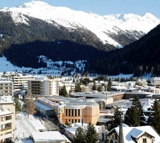 World Economic Forum to be held in Davos in January 2022 2