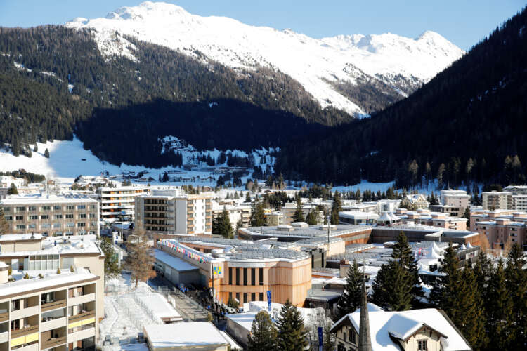 World Economic Forum to be held in Davos in January 2022 1