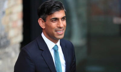 Sunak to set out new fiscal rules to control UK borrowing -FT 21