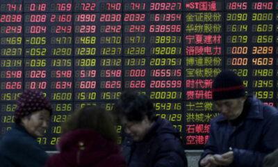 Asian shares stabilise but global growth fears nag 5