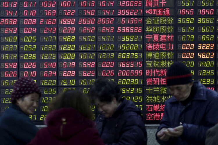Asian shares stabilise but global growth fears nag 1