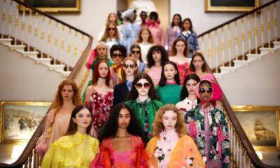 Catwalk shows return at hybrid London Fashion Week 5