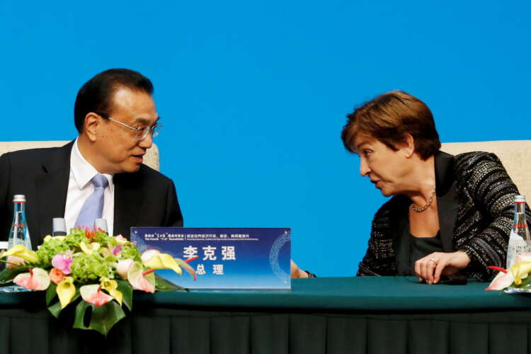 'Not true': IMF chief Georgieva denies pro-China pressure on World Bank report 1