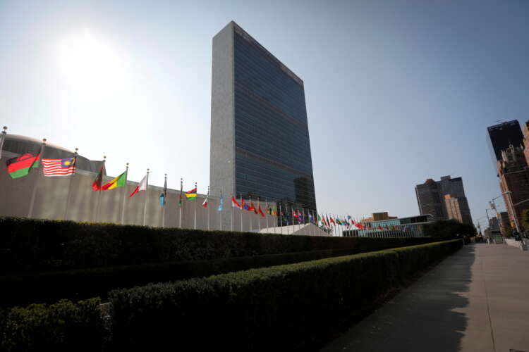 World leaders return to U.N. with focus on pandemic, climate 1