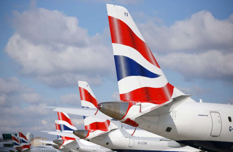 BA-owner IAG not planning to tap investors for funds - Sunday Times 1