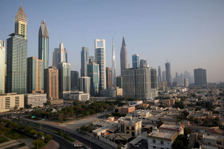 UAE central bank sees COVID-19 increasing money-laundering risks 1