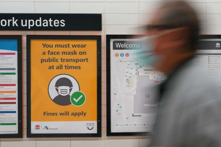 Sydney COVID-19 cases fall as curbs ease in virus hotspots 1