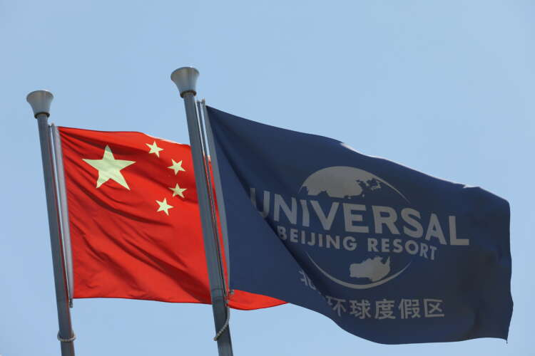 Universal Studios Beijing to draw eager throngs amid uneasy U.S.-China ties 1