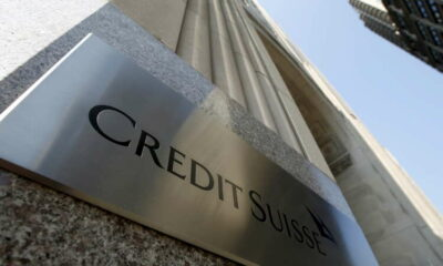 Credit Suisse snaps up Deutsche banker to relaunch financial institutions group - memo 14
