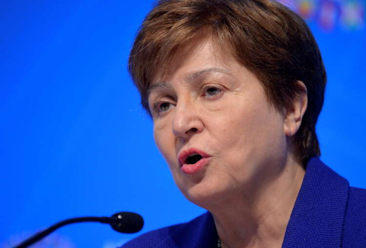 IMF board gets initial briefing on Georgieva role in China data rigging scandal 1