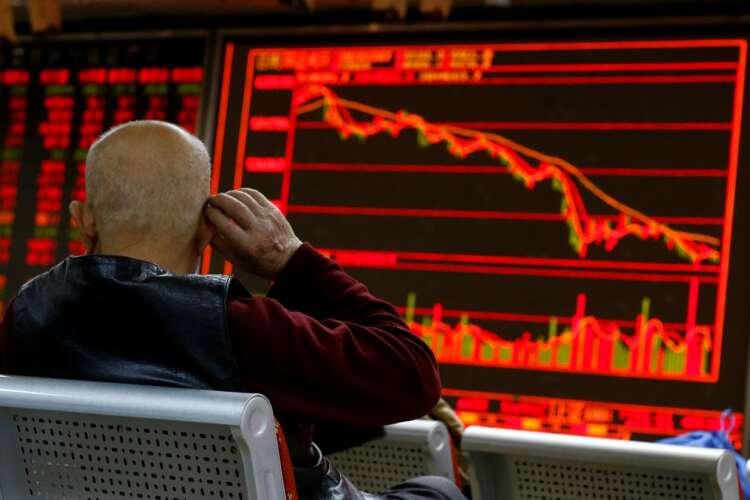 Stocks rebound as Evergrande jitters ease; dollar slips ahead of Fed 1