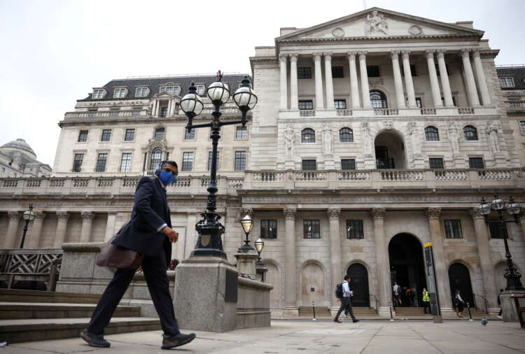 Bank of England expected to keep rates steady as inflation risks mount 1