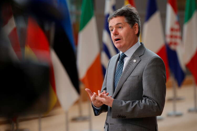 U.S. Treasury's Yellen urges Irish finance minister to take global tax deal 1