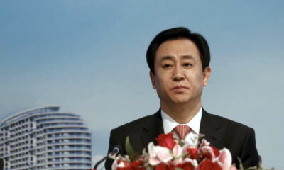 China's Evergrande chairman seeks to reassure investors, shares surge 3