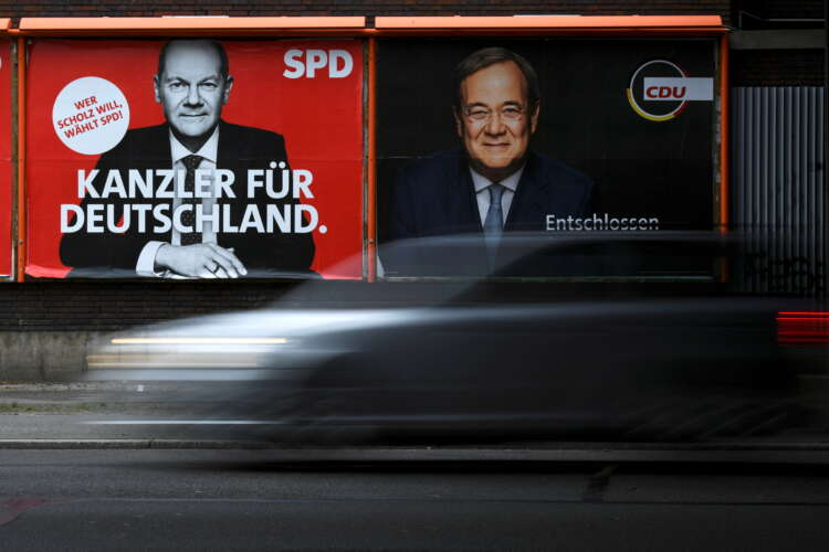 SPD's Scholz offers steel sector help as German election race tightens 1