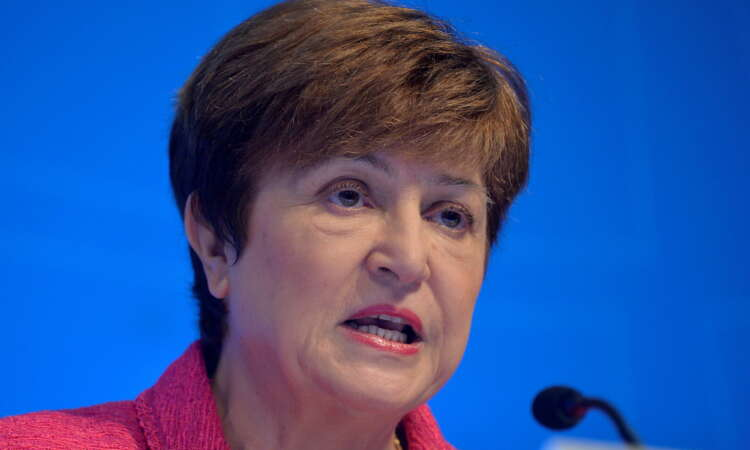 Ex-World Bank official defends Georgieva as magazine calls for her ouster at IMF 1