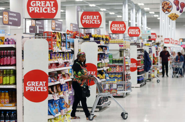 UK consumer morale wilts under cost-of-living crisis: GfK 1