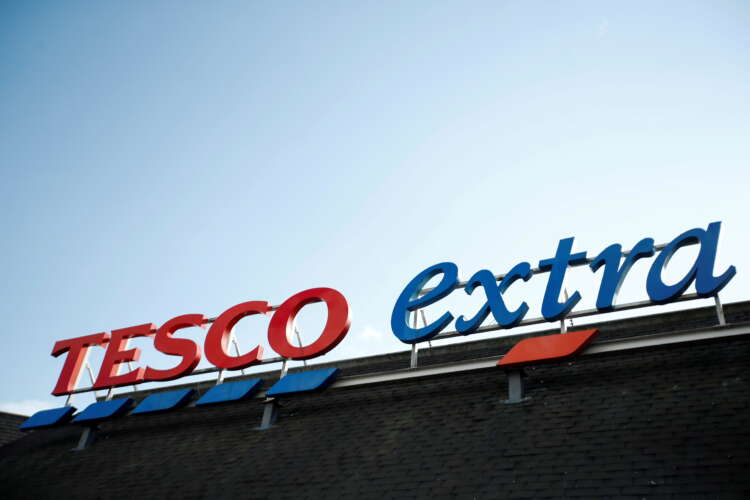 Britain's Tesco extends net zero pledge 1