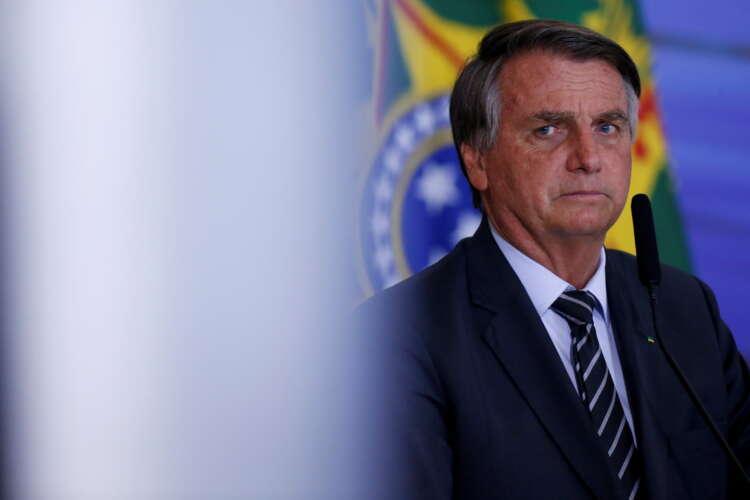 Brazil's Bolsonaro says UK's Johnson sought 'emergency' food deal, embassy differs 1