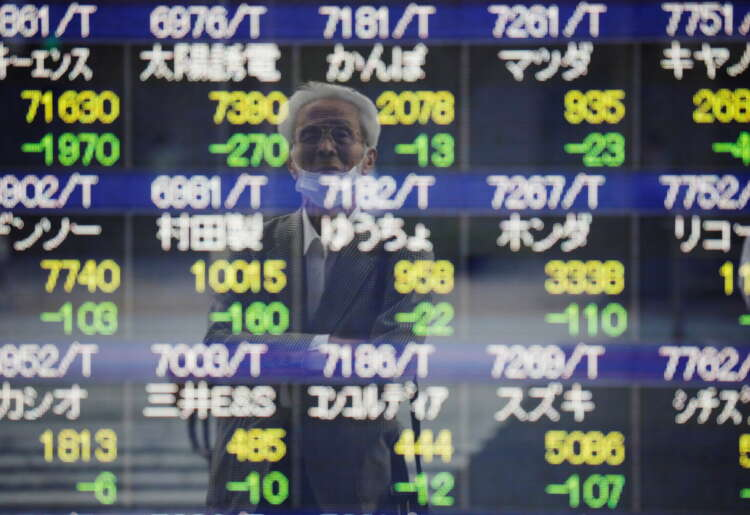 Asian stock markets jittery as China woes sap confidence 1