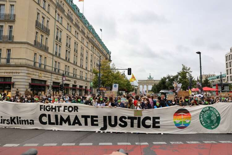 World's youth take to the streets again to battle climate change 1