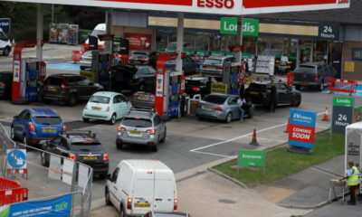 BP says nearly a third of its UK fuel stations running on empty 5