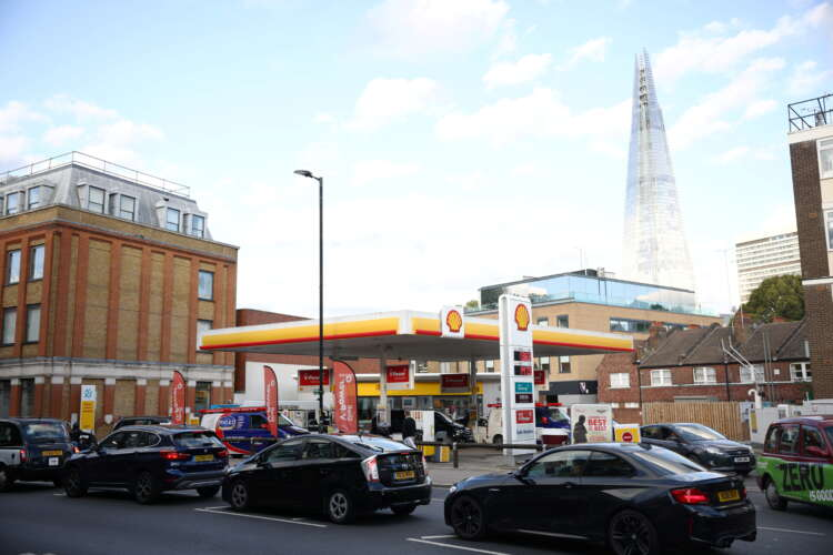 UK puts military on standby as panic buying hits fuel supplies 1