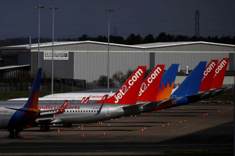 Green costs to push up travel prices but demand to stay - Britain's Jet2 1