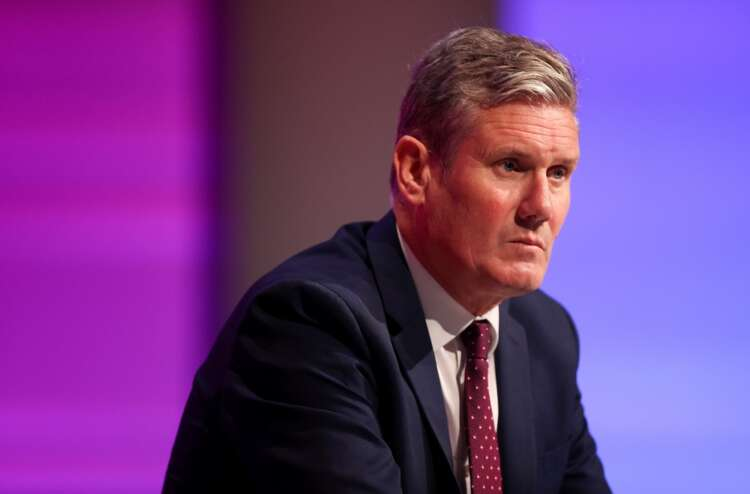 Labour's Starmer calls on UK government to protect key workers 1