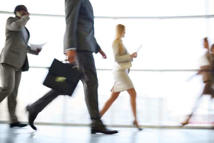 The white collar gig economy - the other hybrid working trend 1
