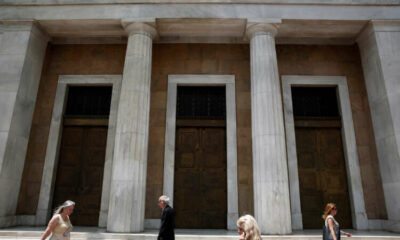 Greece expects economy to grow by 4.5% next year- 2022 draft budget 1