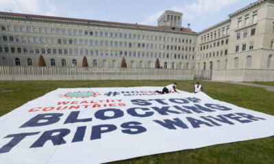 A year after COVID vaccine waiver proposal, WTO talks are deadlocked 25