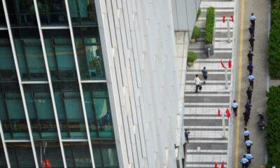 China property sector woes deepen as markets await Evergrande deal 21