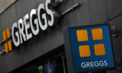 Britain's Greggs weathers supply chain disruption with sales rise 15