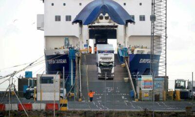 EU to propose easing checks on British trade to N. Ireland 15