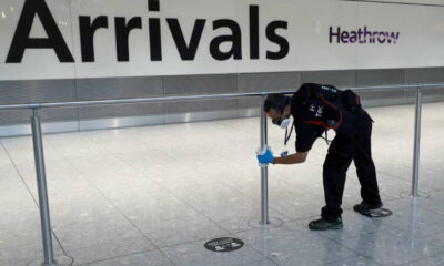 Head of world airline group blasts Heathrow plan for higher fees 1