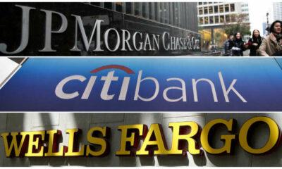 U.S. banks beat profit estimates on economic rebound, deals bonanza 19