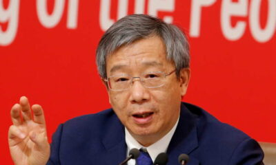 China faces challenges from 'mismanagement' at certain firms, says PBOC head 6