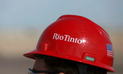 Rio Tinto announces bold $7.5 billion spend to halve carbon emissions by 2030; shares fall 3