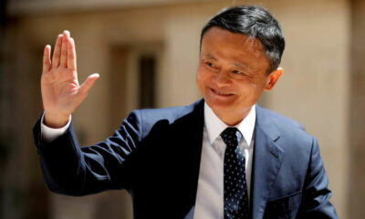 Alibaba founder Ma spotted in Mallorca in rare trip abroad after China scrutiny 20