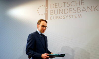 Analysis-Exit of ECB's Weidmann, decade of economic change shows hawk as endangered species 1